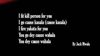 Tekno Kata Official Lyrics Video