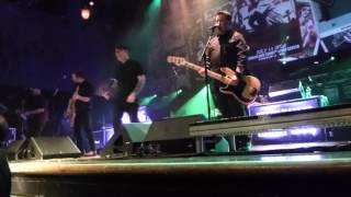 Dropkick Murphys - Career Opportunities [The Clash cover] (Houston 02.29.16) HD