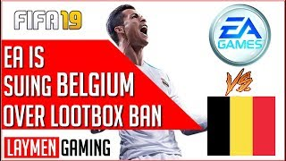 EA Is Taking Belgium Government To Court Over Lootbox Ban
