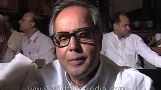 Pranab Mukherjee speaks about Narasimha Rao