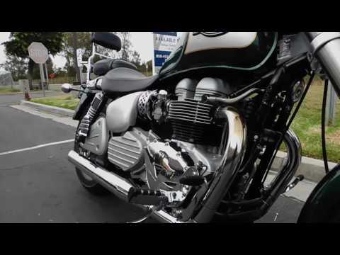 2005 Triumph Bonneville America in Chula Vista, California