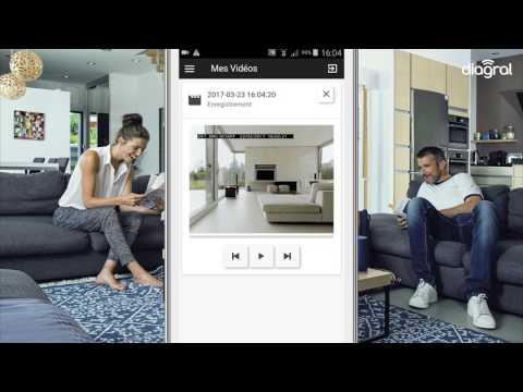 Visualiser les vidéos depuis l'application e-ONE