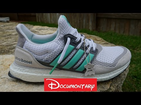 adidas Ultra BOOST S&L 'Grey/Mint' • Review & On-Feet | DOCUMONTARY