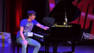Beethoven, the Heavy Metal of the Early 19th Century! | Nicolas Ellis | TEDxYouth@Montreal