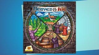 Heaven & Ale // Brettspiel - Erklärvideo