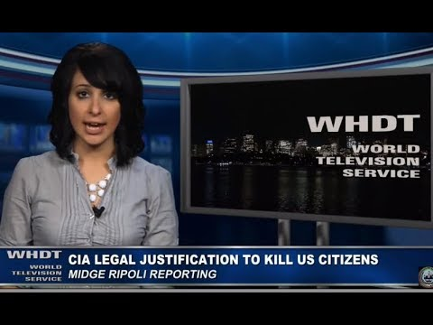 Bigger Than Snowden! CIA Tortured & Murdered US Citizens In 2015