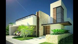 fachadas de casas modernas tendncia modern facades
