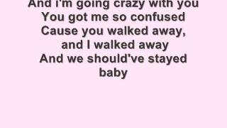 Ciara Sorry (Lyrics On Screen)