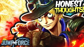 My Final HONEST Thoughts On Jump Force!
