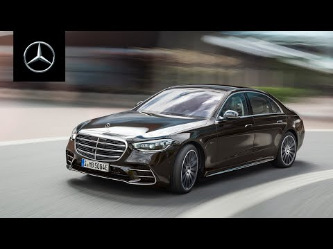 The New S-Class: World Premiere | Trailer