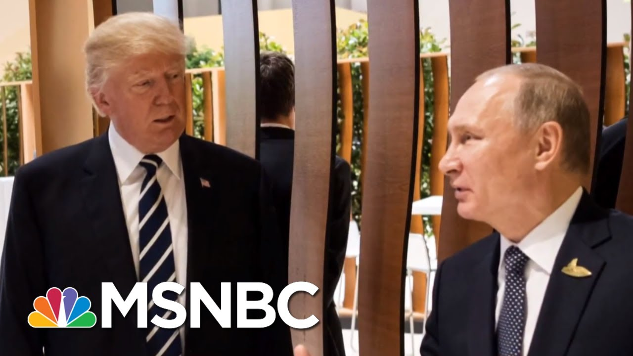 European Allies Hugely Worried Over Donald Trump's Summit With Putin | The 11th Hour | MSNBC thumbnail