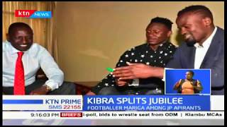 KIBRA SPLITS JUBILEE: Two factions within ruling party locked in a vicious tussle over aspirants