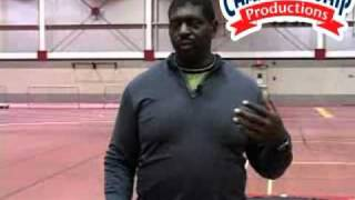 Progressions for Teaching the Hammer Throw