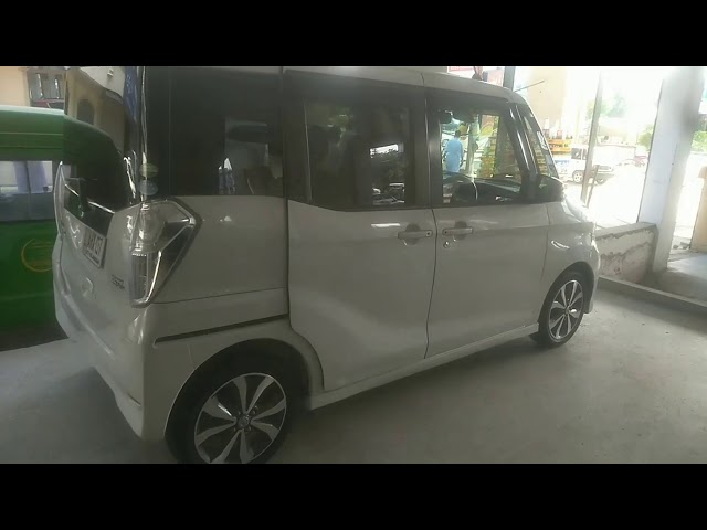 Nissan Roox HIGHWAY STAR TURBO 2015 for Sale in Rawalpindi