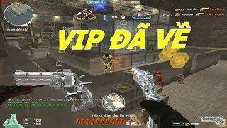 [ Bình Luận CF ] Raging Bull-VIP - Quái Vật Súng Lục - Tiền Zombie v4