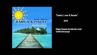 Darius & Finlay feat  Nicco   Destination Endriu Love K Remix 2015