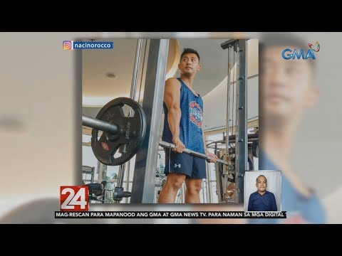 [GMA]  24 Oras: Negosyo at construction ng dream house ni Rocco Nacino, apektado ng lockdown