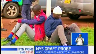 KTN Bulletin: National Youth Service graft probe as PS Omollo skips session with committee