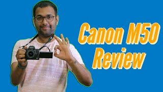 Canon M50 review: Best camera for YouTubers and vloggers