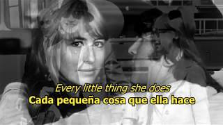 Every little thing - The Beatles (LYRICS/LETRA) [Original]