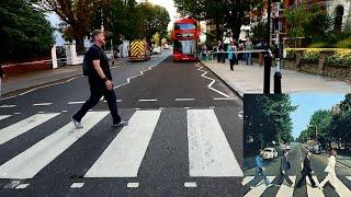 #777 LONDON Celebrity Tour of The BEATLES, SHERLOCK HOLMES, OSCAR WILDE, & BOB MARLEY - (9/22/18)