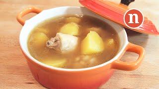 Nyonya-Style Potato Soup [Nyonya Cooking]