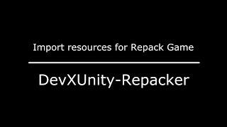 devxunity unpacker - Free video search site - Findclip Net