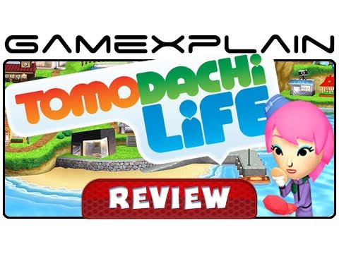 Tomodachi Life - Video Review (3DS) - YouTube video thumbnail