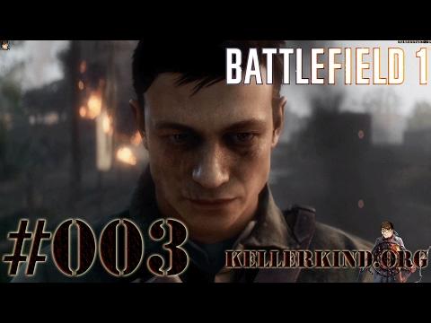 Battlefield 1 #003 - Taktischer Nachteil ★ EmKa plays Battlefield 1 [HD 60FPS]