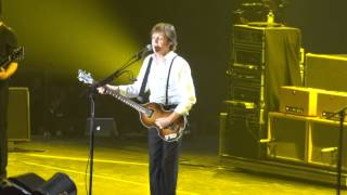 Paul McCartney - Yellow Submarine - Antwerpen - Sportpaleis - 28-3-2012