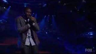 American Idol 7 - Top 10 - Chikezie - If Only For One Night