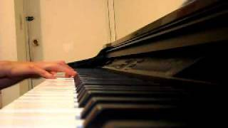 3 words-Elliott Yamin (Fragment-piano arrangement)