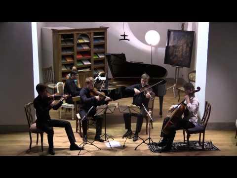 Robert Schumann, Quintetto per pianoforte e archi in mi bemolle maggiore Op.44