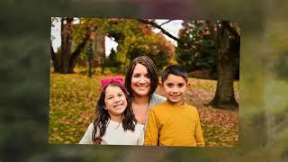Fall Family Photos At Cathedral Park