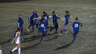 Highlights: Old Lyme 2, NW Catholic 0 in girls soccer semi