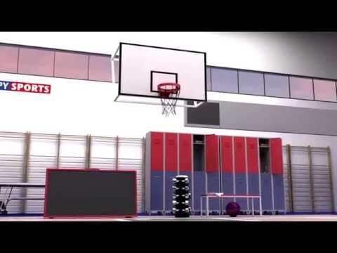 Video of Tappy Sports Basketball NBA