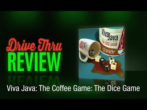 "[DriveThruReview] #385: ""The Tech Tree Game Colon: Dice:"""