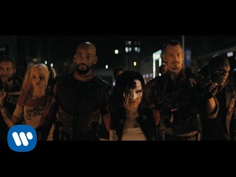 Sucker For Pain performed by Imagine Dragons, Lil Wayne, and Wiz Khalifa; features Logic, Ty Dolla $ign, and X Ambassadors