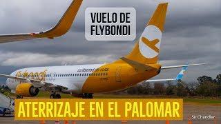 Vuelo De Flybondi A El Palomar (desde Santiago Del Estero)
