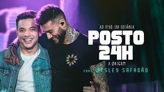 Lucas Lucco - Posto 24h Part. Wesley Safadão | DVD A Ørigem (Ao Vivo Em Goiânia)