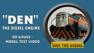 Den the Diesel  - OO Scale