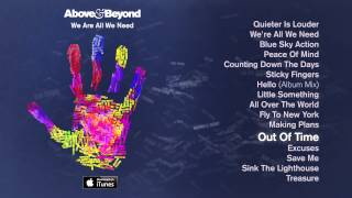Above & Beyond - Out Of Time