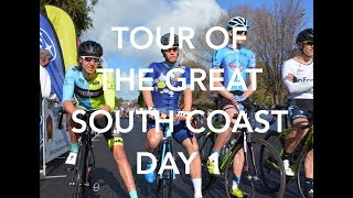 EPISODE 122 | TOUR OF THE GREAT SOUTH COAST DAY 1