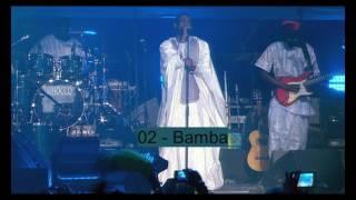 Youssou N'Dour - Bercy 2013 - Bamba