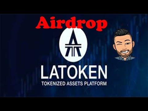 ⚡️Já listado no  CoinMarketCap⚡️ Ganhe dinheiro no Airdrop da Latoken! !
