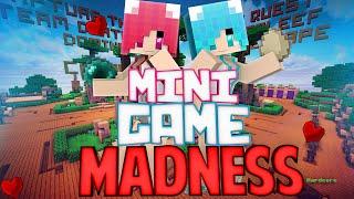 "Mini Game Madness ""Minecraft Soccer/Football"""