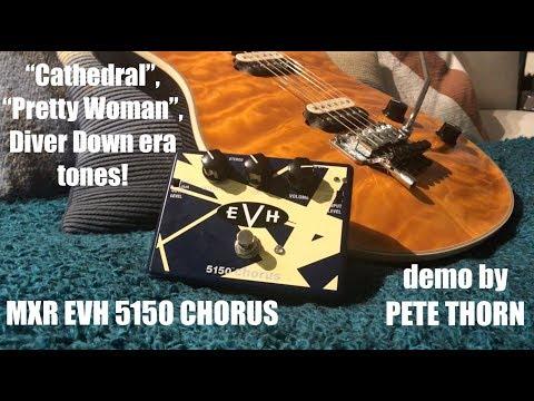 1ab3c4b5a87 MXR EVH30 EVH5150 Chorus + 20  Instrument Cable