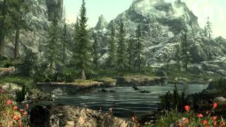 Обзор мода Skyrim #8 - Summer / Лето