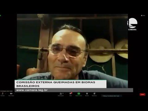 Artistas e personalidades em defesa dos biomas brasileiros - 29/10/2020 20:05