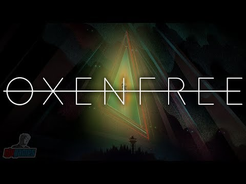 Oxenfree Part 1 | Story-Rich Indie Game | PC Gameplay Walkthrough | Let's Play Playthrough